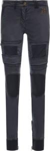 Spodnie Aeronautica Militare w militarnym stylu
