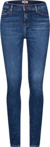 Jeansy Tommy Jeans z tkaniny w street stylu