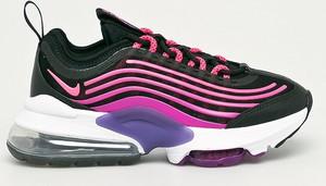 Buty sportowe Nike Sportswear sznurowane ze skóry ekologicznej