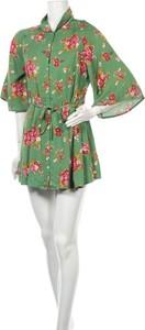 Zielona sukienka blutsgeschwister