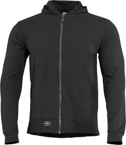 Czarna bluza Pentagon z bawełny