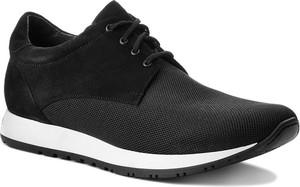Buty sportowe Gino Rossi w sportowym stylu sznurowane