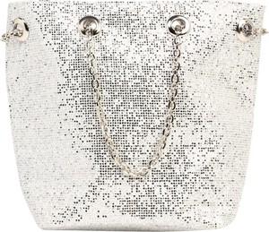 Torebka Mascara do ręki z aplikacjami średnia