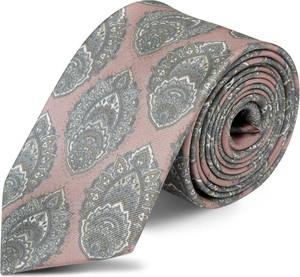 Krawat Bohemian Revolt z jedwabiu