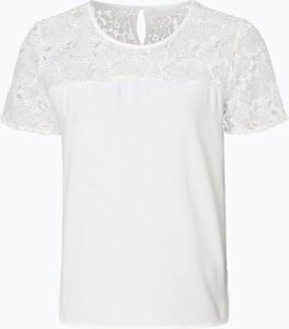 T-shirt Vila z krótkim rękawem z okrągłym dekoltem