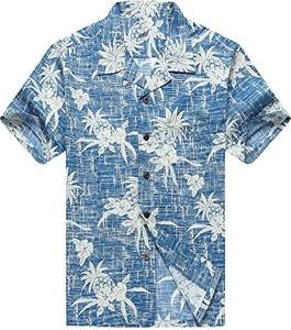 Koszula Hawaii Hangover z krótkim rękawem