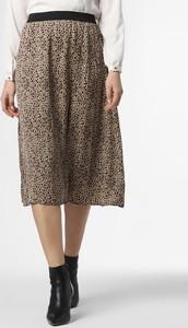 Brązowa spódnica More & More midi