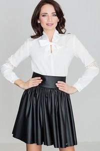 65fb7fdd spódnica z fałdami - stylowo i modnie z Allani