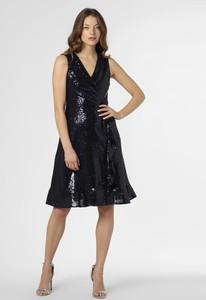 Czarna sukienka Paradi z tiulu