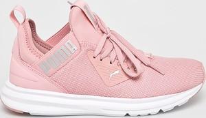 Sneakersy Puma z płaską podeszwą