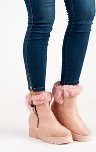 Botki Lucky Shoes