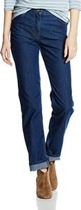 Granatowe jeansy betty barclay