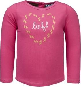 Bluzka dziecięca Lief dla dziewczynek