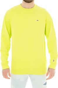 Żółta bluza Tommy Hilfiger w stylu casual