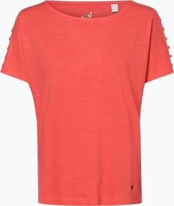 T-shirt Esprit z krótkim rękawem w stylu casual