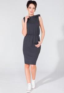 195fb74499 sukienka bawełna dresowa - stylowo i modnie z Allani