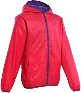 Czerwona kurtka dziecięca Quechua