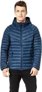Niebieska kurtka Umbro w stylu casual