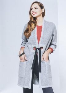 Sweter Salko w stylu casual z wełny