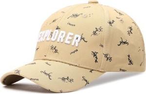 Żółta czapka Acccessories