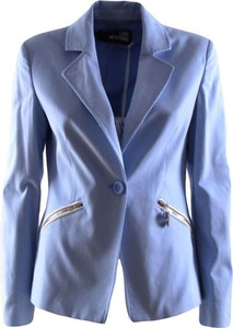 Niebieska kurtka Love Moschino