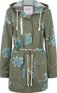 Zielona kurtka bonprix John Baner JEANSWEAR w stylu casual