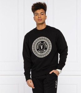 Czarna bluza Versace Jeans