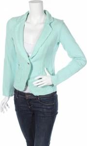 Zielona marynarka R Jeans krótka