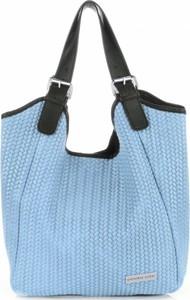 Niebieska torebka VITTORIA GOTTI
