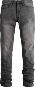 Jeansy Hollister Co. w street stylu z jeansu