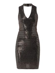 Sukienka Lipsy z dekoltem w kształcie litery v bez rękawów