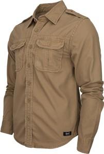 Koszula Brandit z klasycznym kołnierzykiem z bawełny