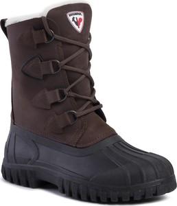 Buty zimowe ROSSIGNOL sznurowane