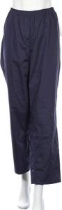 Niebieskie spodnie Maria Bellesi