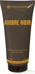 Yves Rocher Ambre Noir Perfumowany żel pod prysznic