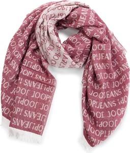 Różowy szalik Joop!