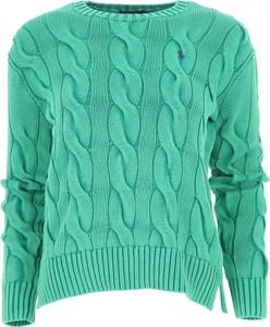 Sweter Ralph Lauren w stylu casual z bawełny