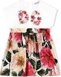 Odzież niemowlęca Dolce & Gabbana dla dziewczynek
