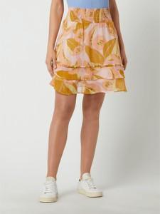 Spódnica Numph mini w stylu casual