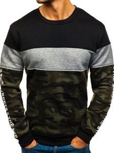 Bluza Denley z bawełny w street stylu