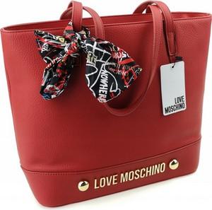 Torebka Love Moschino ze skóry ekologicznej