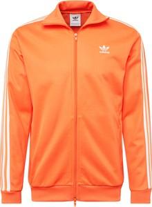 Bluza Adidas Originals z dresówki w stylu casual