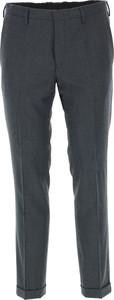 Czarne spodnie Paul Smith