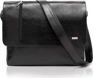 Czarna torba Merg