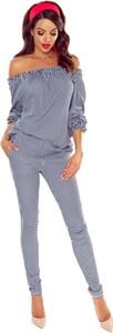 Spodnie Bergamo w stylu etno