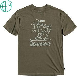 T-shirt Maravilla Boutique z krótkim rękawem w młodzieżowym stylu