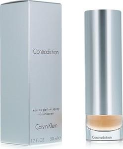 Calvin Klein, Contradiction Women, woda perfumowana, 50 ml