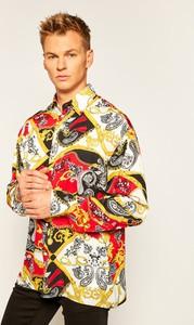 Koszula Versace Jeans w młodzieżowym stylu