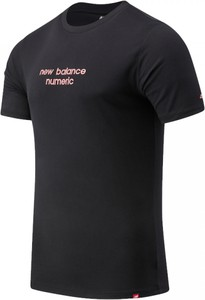 T-shirt New Balance z dżerseju