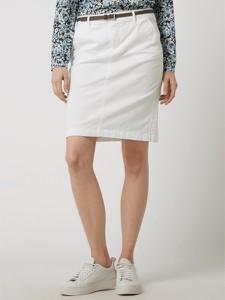 Spódnica Montego z bawełny w stylu casual mini